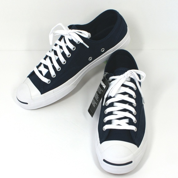 4a20001bfc5c11 Converse Jack Purcell Pro - Obsidian Blue